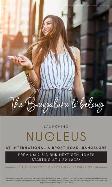 Nucleus @ Purva Zenium banner