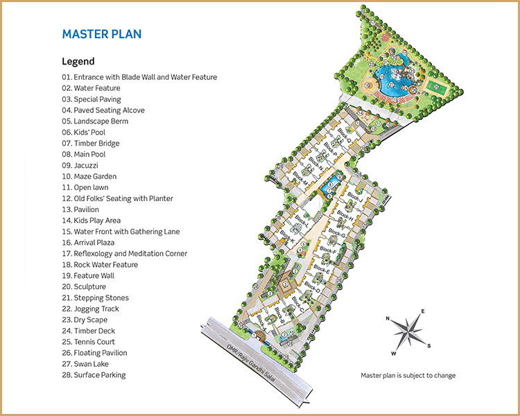 puravankara floor plan