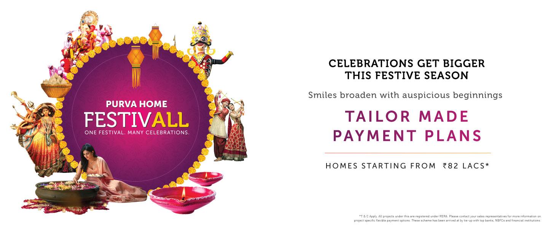 Puravankara September Offer - Festivall