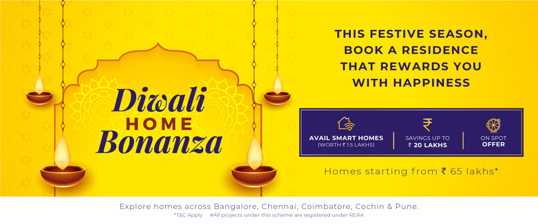 diwali home bonanza offer