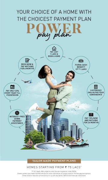 Puravankara July Offer - Power Play Plans