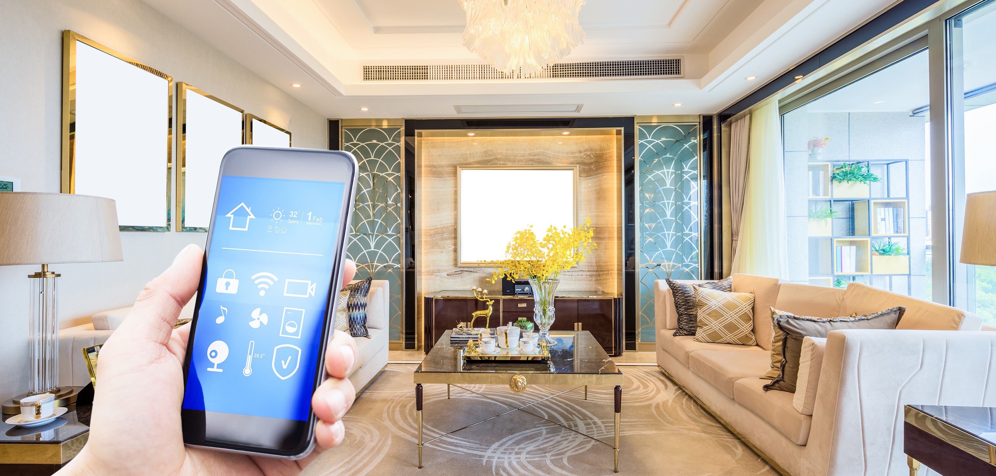 NEXT BIG THING: INTELLIGENT HOMES FOR A SMARTER FUTURE